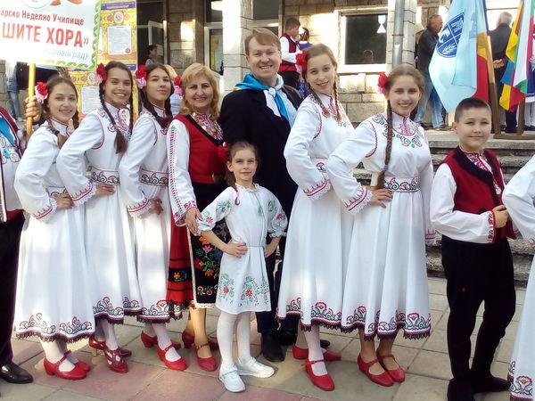 Із Болгарією в серці