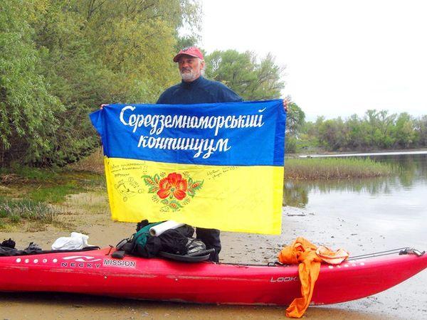 Сергій Гордієнко:  Пишаюся належністю до цеху «професійних божевільних»