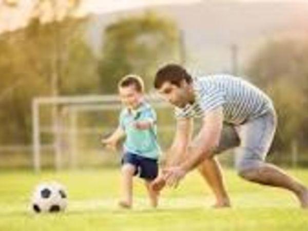 Роль батька у вихованні хлопчика