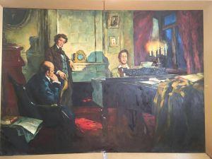 Як портрет Пушкіна став «політичним плакатом»