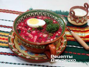 Рецепти борщу з різних куточків України