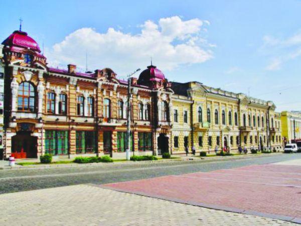 Декомунізовані вулиці Кропивницького: Артема – Павла Рябкова
