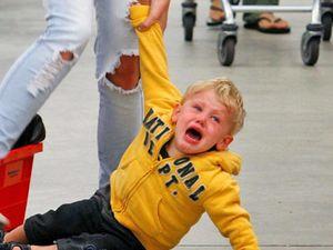 Продолжаем разговор о протестующем ребенке