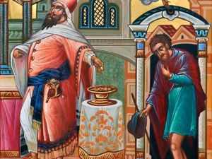 Притча про митаря і фарисея