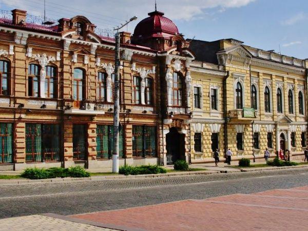 Чиє ім'я носить твоя вулиця?  Червонозорівська – Василя Нікітіна
