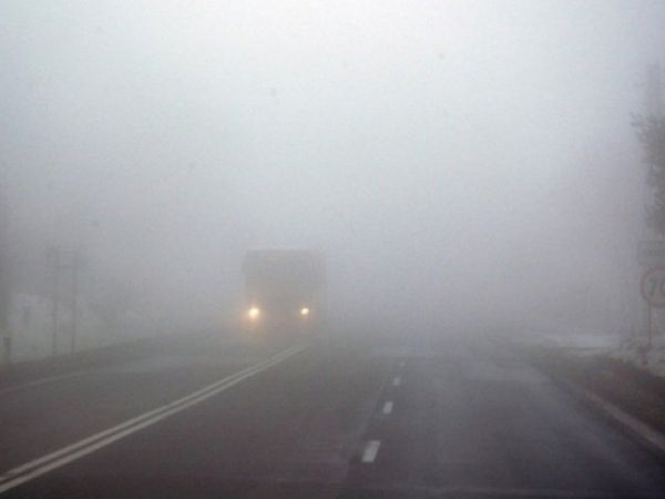 Небезпека туману