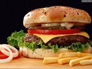 Гамбургеры уничтожают ваш мозг