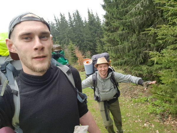 Дмитро Семенюк: Ми підкорили понад десяток гір з чужим сміттям у руках