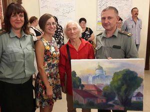 Федір Матейчук: Скільки б вам не було років, відчуваєте бажання малювати - беріть пензля і вчіться