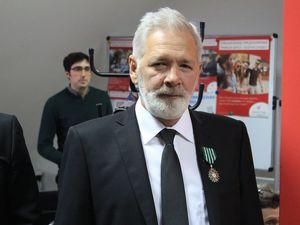 Наш земляк - кавалер Ордена мистецтв та літератури Франції
