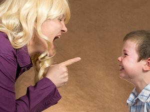 Мамины эмоции и детское упрямство