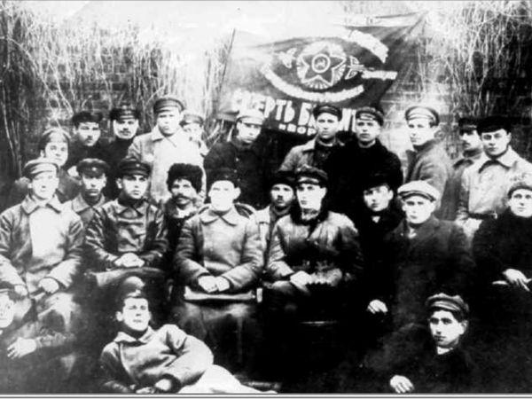 Агент єлисаветградського карного розшуку