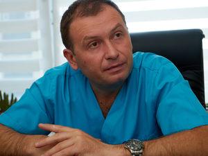 Олександр Шевчук: Ми оперуємо не гірше, ніж у провідних лікарнях України