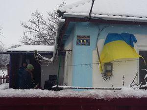 В Помічній відкрили меморіальну дошку загиблому бійцю АТО Олегу Стасію (ВІДЕО)