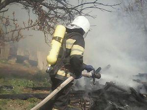 Рятувальники Кіровоградщини приборкали п'ять пожеж (ФОТО)
