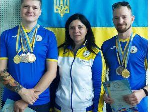 Кропивницькі стрільці здобули медалі на чемпіонаті України