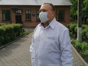Як лікують пацієнтів з коронавірусом у кропивницькій Першій міській лікарні (ВІДЕО)