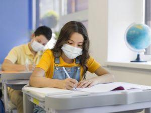 На Кіровоградщині 65 школярів хворіє на коронавірус