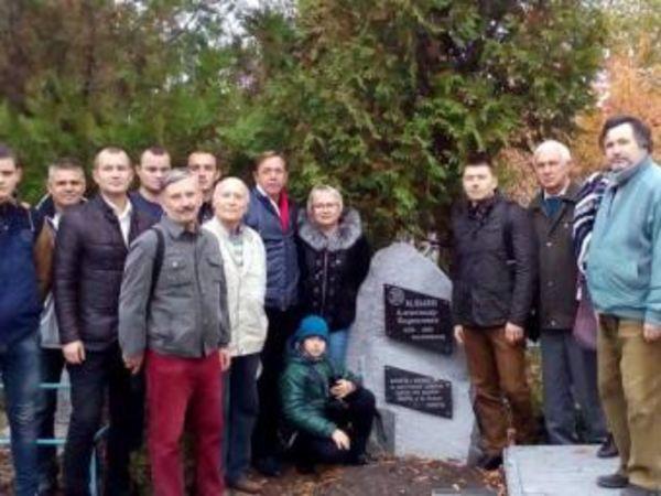 Горожанам показали облагороженную могилу кировоградского коллекционера Ильина (ФОТО)