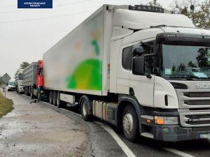 На Кіровоградщині зіткнулися чотири авто (ФОТО)