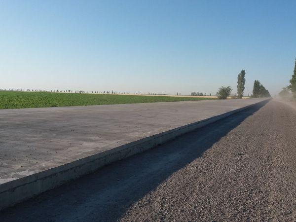 Мешканці Кіровоградщині їздитимуть на море по бетонній дорозі (ФОТО)