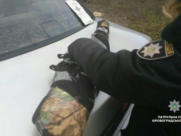У Кропивницькому місцевій жительці чоловік погрожував рушницею