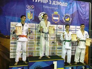Кропивницькі дзюдоїсти здобули нагороди на Всеукраїнському турнірі