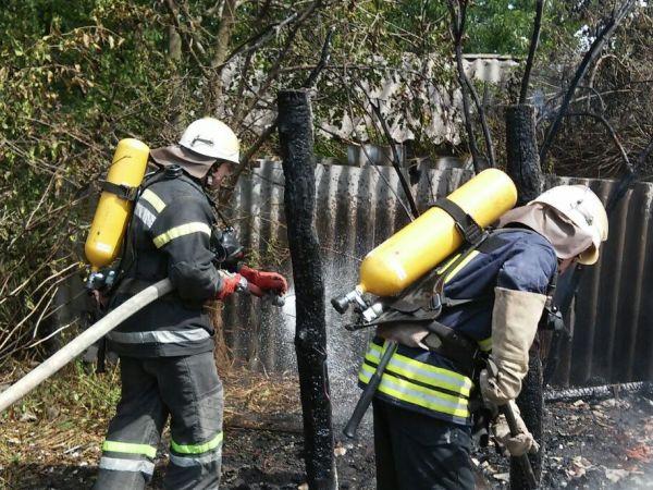 Кіровоградська область: Рятувальники приборкали чотири пожежі