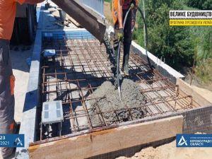 Кіровоградщина: Як проходить ремонт мосту у Новгородці