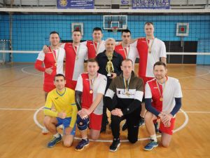 Кропивницький: Спортсмени-рятувальники перемогли в обласному чемпіонаті з волейболу