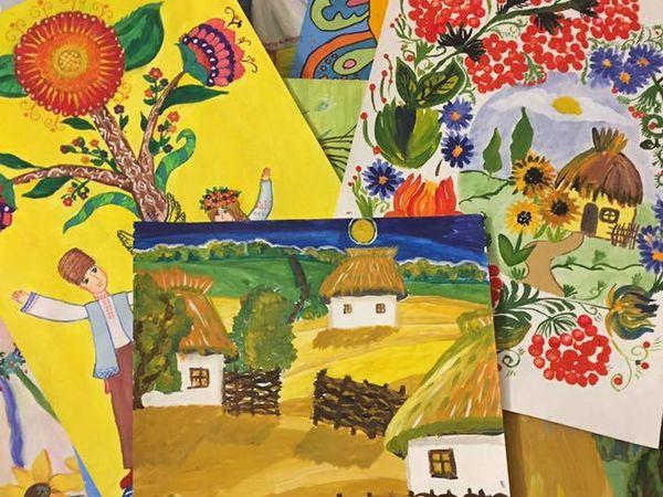 Малюнки юних кропивничан поїдуть на виставку у Ригу