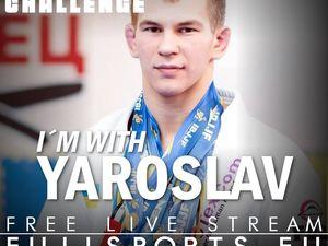 Олександр Блажко: Свого сина Ярослава  я готував до спортивних перемог із чотирилітнього віку