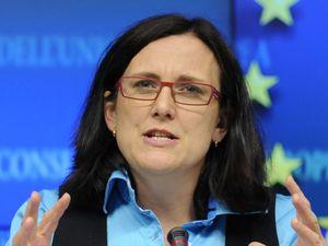 Єврокомісарка з торгівлі та представники урядів Грузії, Молдови та України зустрілись у Брюсселі