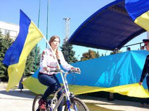 Мешканців Кіровоградщини запрошують на велозаїзд у вишиванках