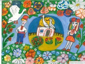 У Кропивницькому розпочався конкурс дитячих малюнків «Щаслива дитина — квітуча Україна»