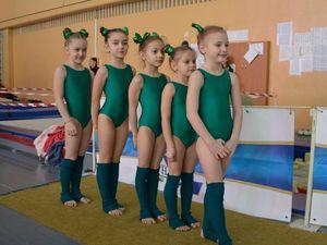 У Кропивницькому стартував чемпіонат України зі спортивної гімнастики