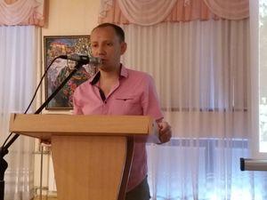 Кропивницький: Юрій Митрофаненко запрошує кропивничан на лекцію, присвячену Дню Соборності
