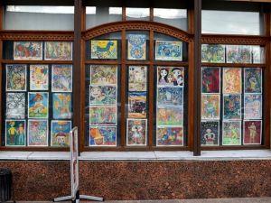 У Музеї мистецтв студія «ART–TIME» представила виставку «Барви рідного краю»