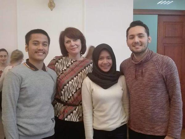 Як студенти з Індонезії та Туреччині відкривають Кропивницький