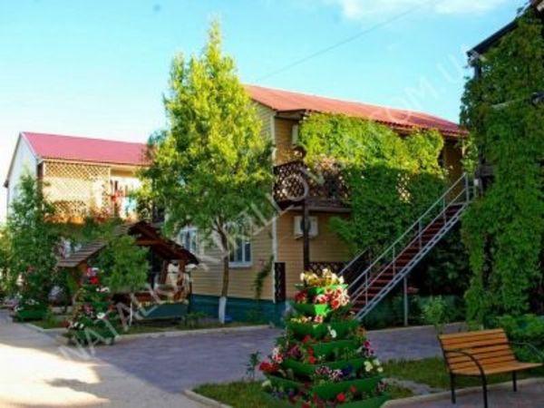 База отдыха «Наталка» в Кирилловке – место для ценителей морского отдыха