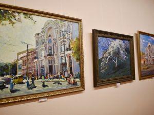 У Кропивницькому Музей мистецтв представив виставку творів «Пробудження» (ФОТО)