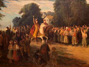 У Музеї мистецтв розгорнули виставку «Козацька слава в наших серцях»