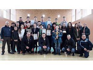 Команда кропивницьких снайперів виборола «золото» в розіграші Кубку Петрового