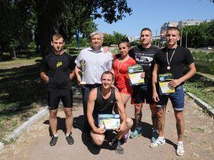 Кропивницькі рятувальники вибороли срібло у змаганнях з легкої атлетики
