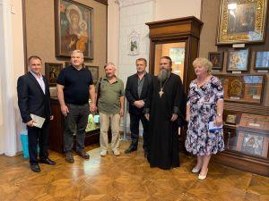 У Кропивницькому презентували унікальне видання про історію заснування міста (ФОТО)