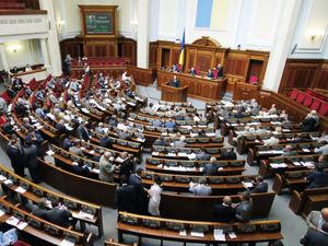 У Верховній Раді реально голосує лише 200 депутатів