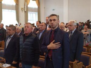 Кіровоградська облрада виступила проти втілення формули Штайнмайєра