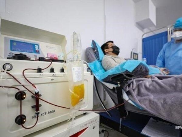 Кіровоградщина: Зайнятість ліжок інфікованими COVID-19 становить 53 %