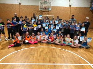 У Кропивницькому пройшов баскетбольний турнір пам'яті тренера Рітора