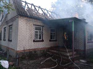 У Світловодську під час пожежі загинула 52-річна жінка (ФОТО)